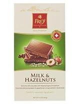 Frey Milk and Hazelnuts, 100g