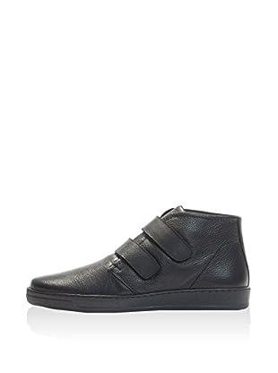 Daneris Hightop Sneaker Tiras Velcro