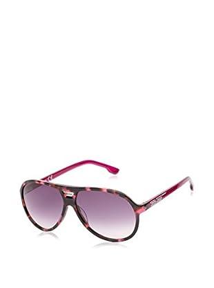 Diesel Sonnenbrille 0034-56B (61 mm) rosa/havanna