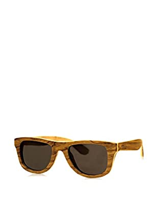 Time For Wood Sonnenbrille Polarized Erino Small (45 mm) braun