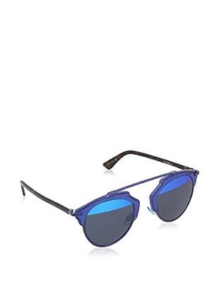 CHRISTIAN DIOR Sonnenbrille SOREAL 8T (48 mm) blau