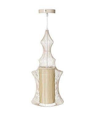 Especial Iluminación Lámpara De Suspensión CREMA