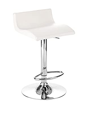 Contemporary Living Set Taburete de bar 2 Uds. Diva Blanco