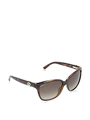 Gucci Sonnenbrille 3645/S HA DWJ (56 mm) havanna 56-15-135