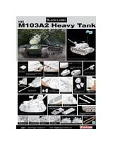 Dragon Models 1/35 M103A2 Heavy Tank Vehicle Model Building Kit