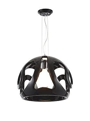 Light&Design Lámpara De Suspensión Arizona Negro