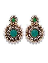 Beautiful Green Earrings