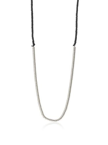 Shashi Slink Necklace, White Gold