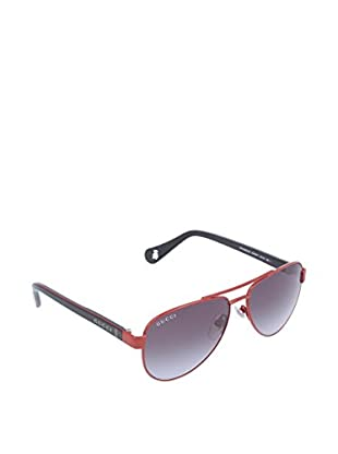Gucci Jr Sonnenbrille 5501/C/SPTWQT rot/schwarz