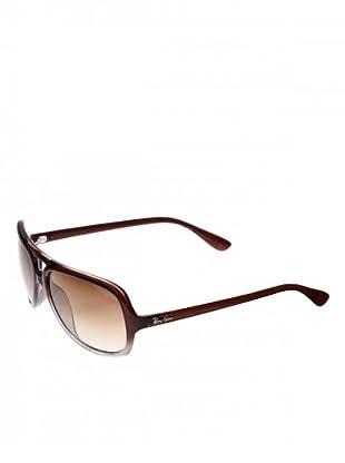 Ray Ban Sonnenbrille Carey 4162 braun/braun
