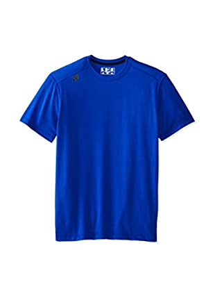New Balance Men's Sure Thing Tech Tee (Cobalt)