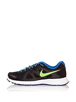 Nike Zapatillas Revolution 2 Msl (Azul Marino / Verde)