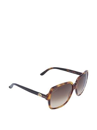 Gucci Damen Sonnenbrille GG 3582/S CC WRR havanna / schwarz