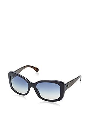 Chanel Sonnenbrille 53221021/S2 (57 mm) schwarz