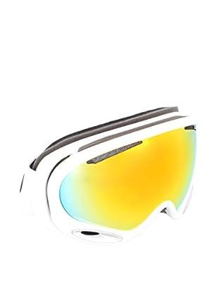OAKLEY Skibrille 7044 weiß