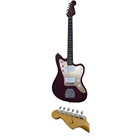 Fender Japan JM-JM (Purple Sparkle)