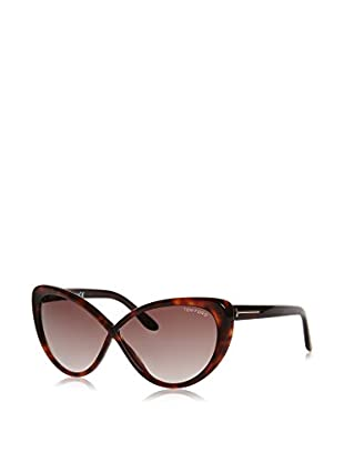 Tom Ford Sonnenbrille FT0253_52F (63 mm) havanna
