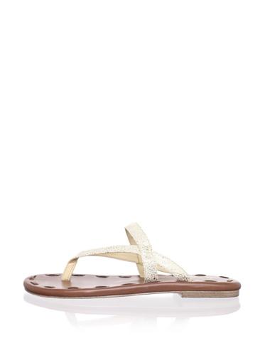 Matt Bernson Women's Love Sandal (Gold)