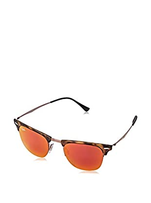 Ray-Ban Sonnenbrille Clubmaster Tech Light Ray (51 mm) hellbraun