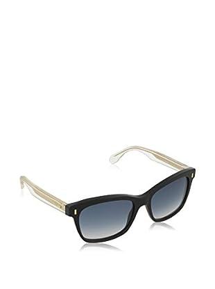 Fendi Gafas de Sol 0086/S 08_YPP (53 mm) Negro / Dorado