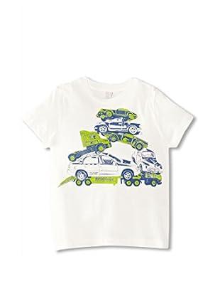 ESPRIT Camiseta Hawái (Crudo)