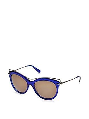 Alexander McQueen Occhiali da sole AMQ4273/S (57 mm) Blu