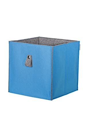 Leonardo Aufbewahrungsbox blau