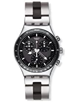 Swatch Irony Chronograph Windfall Mens Watch Ycs410Gx
