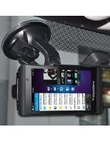 Amzer 95679 Suction Cup Mount for Windshield, Dash or Console for BlackBerry Z10