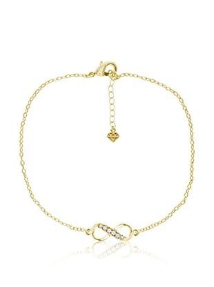 Diamond Style Armband Infinity