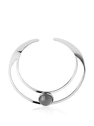 Dyrberg/Kern Halskette Bagot Ss Grey stahl