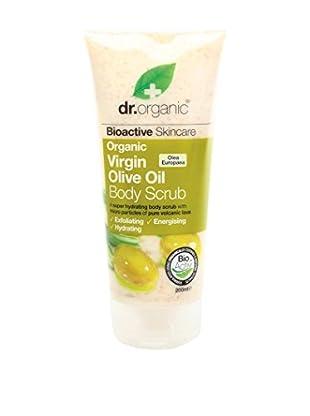 Dr Organic Scrub Corpo Virgin Olive Oil 200 ml