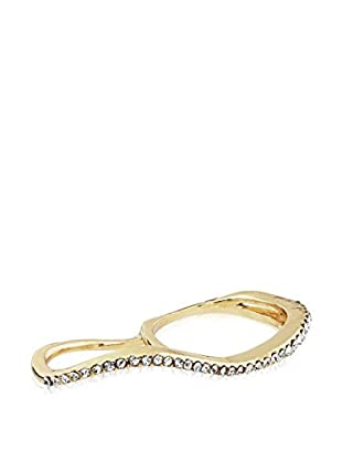 Jules Smith Pavé Wave Knuckle Ring
