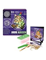 Ein-Os Jade Green Crystal Growing Box Kit by Tedco