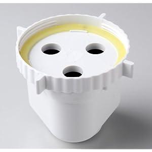 【正規品】 セイシェル(Seychelle)社製ポット型浄水器「放射能除去ポット」用交換フィルター