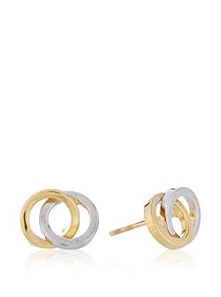 EGOO Ohrringe Basics 18 Karat Gold