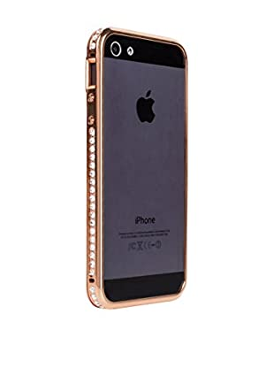 imperii Hülle Bumper Diamond iPhone 5 / 5S rosa