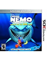 Disney Finding Nemo: Escape to the Big Blue - Special Edition (Nintendo 3DS)