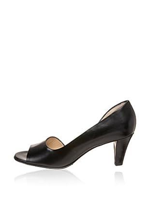 Peter Kaiser Zapatos Peep Toe Jamala (Negro)