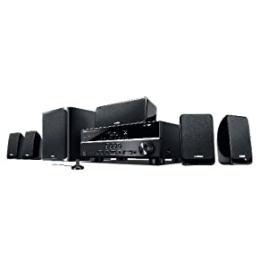 Yamaha YHT-299 Home Theater Package (Black)