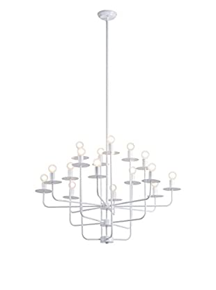 Zuo Goal Ceiling Lamp, White
