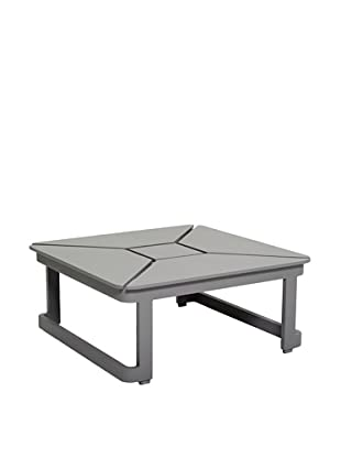 Control Brand Palaio Extendable Coffee/Dining Table, Grey