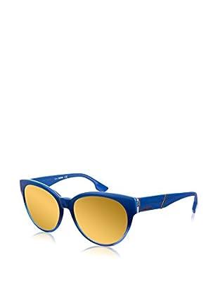 Diesel Sonnenbrille DL0124-90G (53 mm) blau