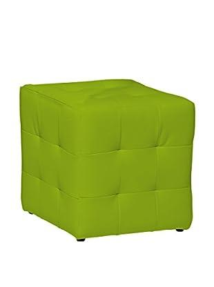 13 Casa Pouf F00040901098 grün 45 x 45 x 45H cm