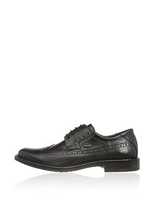 FRETZ men Zapatos Clásicos Locarno (Negro)
