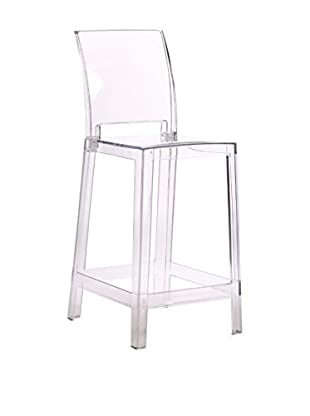TUONI Hocker 4er Set Breeze transparent