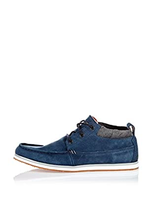 Tretorn Hightop Sneaker Kasper Leather