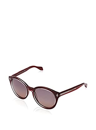 Alexander McQueen Gafas de Sol AMQ4254/S (53 mm) Burdeos