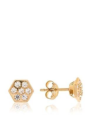 Gold & Diamonds Ohrringe Lucy