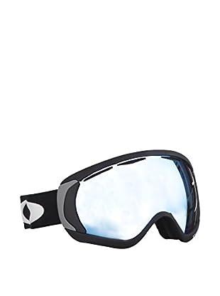 OAKLEY Skibrille MOD./7047 schwarz matt